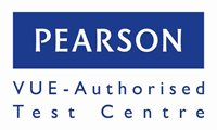 Logo Pearson VUE Authorized Test Center
